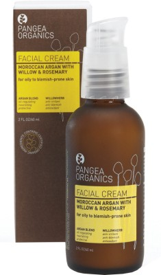 Pangea Organics Moroccan Argan with Willow & Rosemary Facial Cream