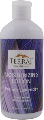Terrai French Lavender Face & Body Lotion