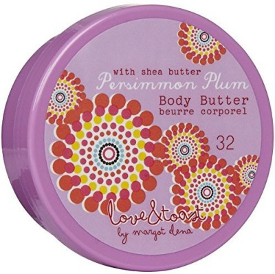 Love & Toast Love + Toast Persimmon Plum Purse Size Body Butter