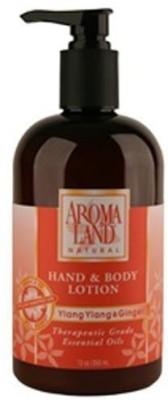 Aromaland Ylang Ylang & Ginger Hand & Body Lotion