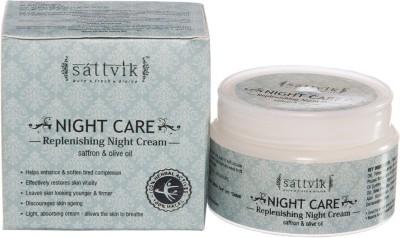 Sattvik Organics Night Care