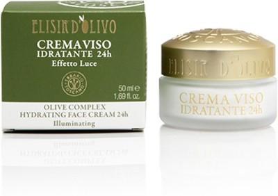 Erbario Toscano Illuminating and Hydrating Olive 24h Face Crème