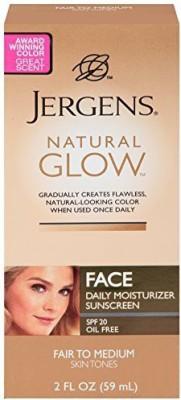 KAO Glow Face Daily Moisturizer Sunscreen
