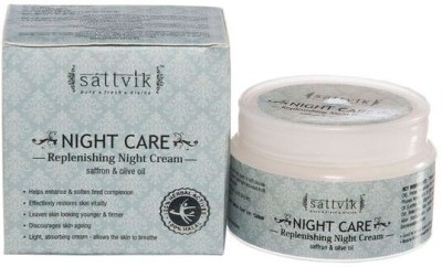 Sattvik Organics Night Care