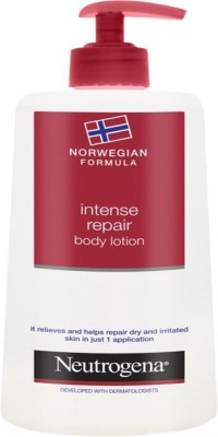 Neutrogena Norwegian Formula Intense Repair Body Lotion with Ayur Soap