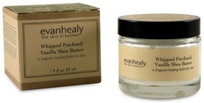 Evan Healy Whipped Patchouli Vanilla Shea Butter butter