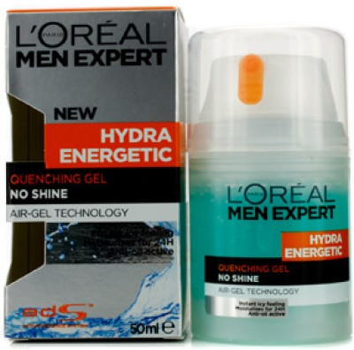 L Oreal Paris Men Expert Hydra Energetic Quenching Gel
