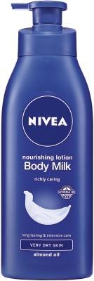 Nivea Nourishing Body Milk Very Dry Skin