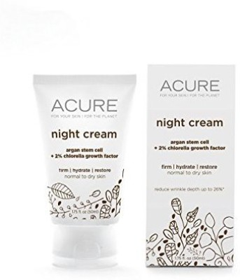 Acure Night Cream - NEW Larger Size
