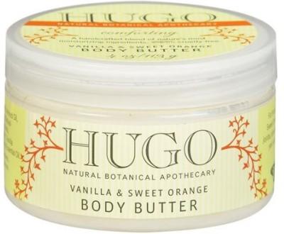 Hugo Naturals Body Butter Vanilla and Sweet Orange -