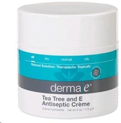 Derma E Tea Tree and E Antiseptic Creme Treatment s