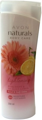 Avon Pink Daisy & Sicilian Lemon