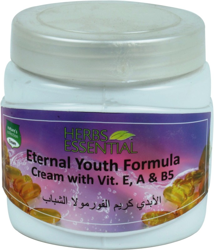 Herbs Essential Eternal Youth Face & Body with Vitamin A, B5 & E(500 g)