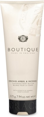 BOUTIQUE ORCHID, AMBER & INCENSE - BODY BUTTER