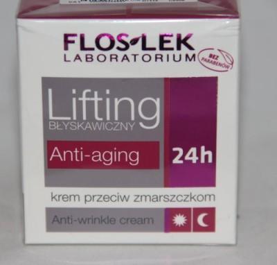 Flos Lek Laboratorium Lifting Anti-aging 24h Anti-wrinkle Cream