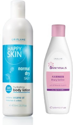 Oriflame Sweden body lotions combo ori 107