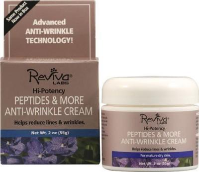 Reviva Peptides Anti-Wrinkle Cream with Palamitoyl Peptide 3 Cream