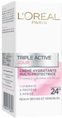 L,Oreal Paris Triple Active Jour