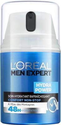 L,Oreal Paris Hydra Power Soin Hydratant Rafraichissant Comfort Non-Stop