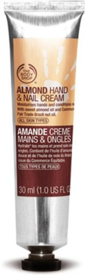 The Body Shop Almond Hand and Nail Cream