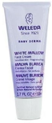 Weleda Baby Derma White Mallow Face Cream fl.