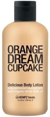 Hempz Treats Body Lotion Orange Dream Cupcake