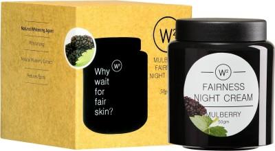 W2 Mulberry Fairness Night Cream