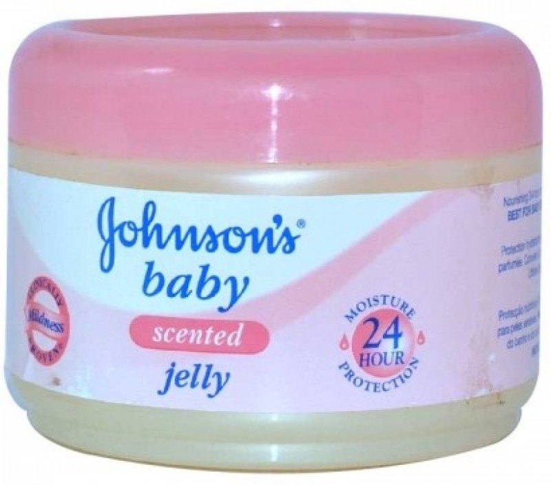 Johnson's Baby Aby Scented Jelly 24 Hour Moisture(250 ml)