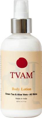 TVAM Green Tea & Aloe Vera Lotion
