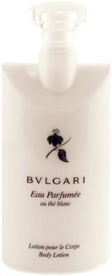 Bvlgari White Tea Au The Blanc Body Lotion Lot Of 6 Ea Bottles.
