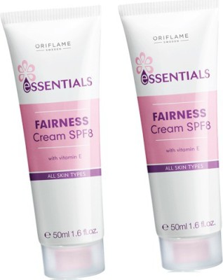 Oriflame Sweden essentilas fairness creams set(100 ml)
