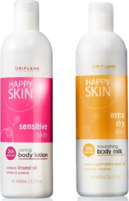 Oriflame Sweden body lotions