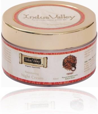 Indus Valley Retexturing Hydrating Night Cream