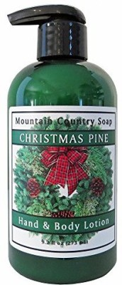 Mountain Country Soap Christmas Pine Hand & Body Lotion