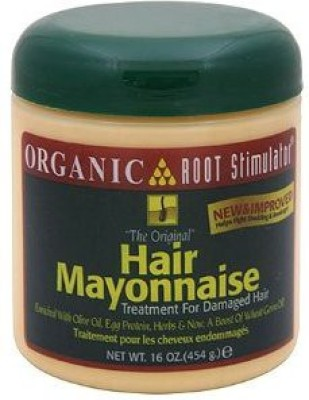 Atlas Supply Chain Consulting Services Organic Root Stimulator Hair Mayonnaise Treatment
