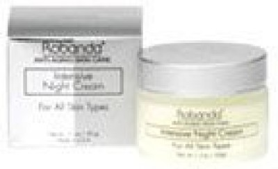 Robanda Intensive Night Cream Anti Aging Facial Treatment