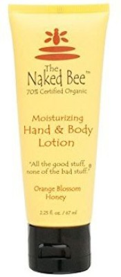 The Naked Bee Moisturizing Orange Blossom Honey Hand & Body Lotion