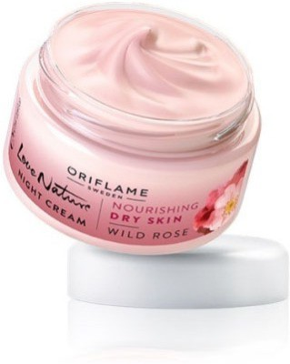 Ori Flame love nature night cream