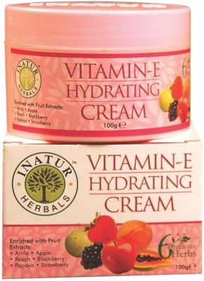 Inatur Herbals Vitamin E Hydrating Cream