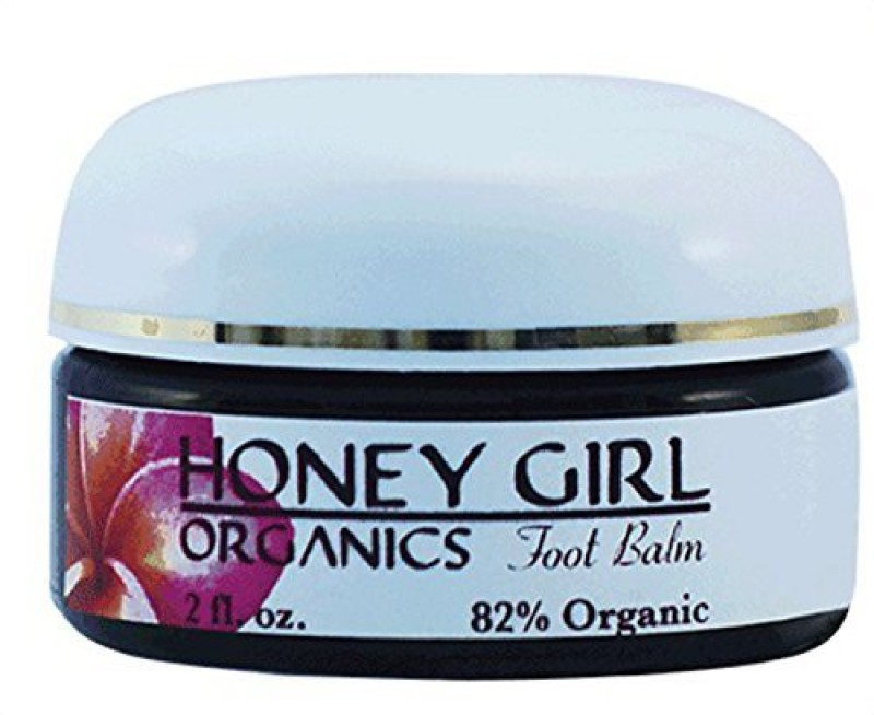 Honey Girl Organics Foot Balm(59.14 ml)
