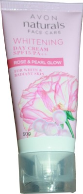 Avon Naturals Rose and pearl day cream SPF 15/PA++