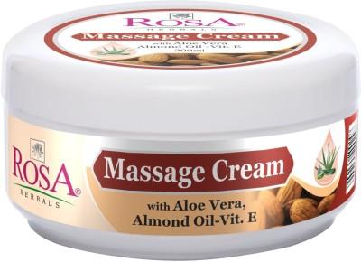 Rosa Herbals Massage Cream ( Set of 2 pcs )