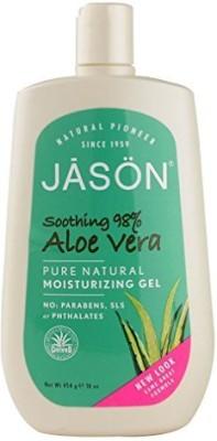 Jason Natural Gel-Aloe Vera 98% Cosmetics 16 Oz Gel