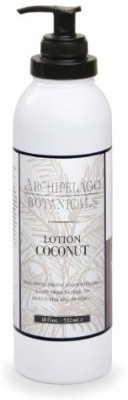 Archipelago Botanicals Coconut Lotion