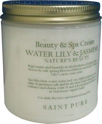 Saint Pure Water Lily & Jasmine Beauty Moisturizer