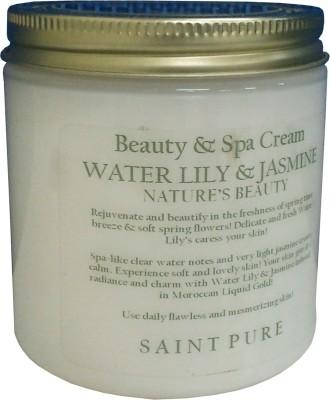 Saint Pure Water Lily & Jasmine Beauty Moisturizer