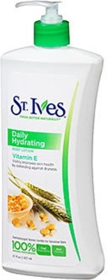 St. Ives Daily hydration Vitamin E Body Lotion