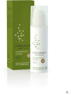 Madara Flower Dust Lotion Shimmering Moisturiser