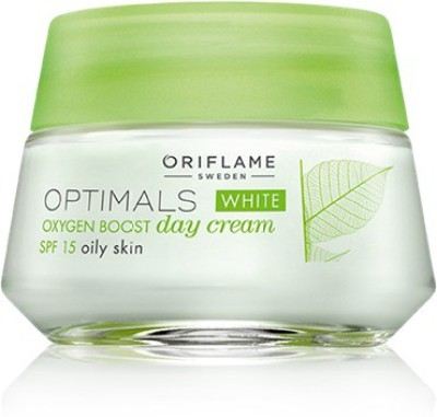 Oriflame Sweden Optimals White Oxygen Boost Day Cream Spf 15
