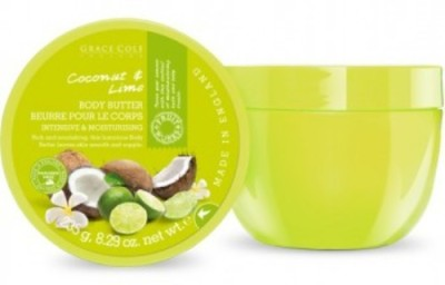 Grace Cole Coconut & Lime Body Butter